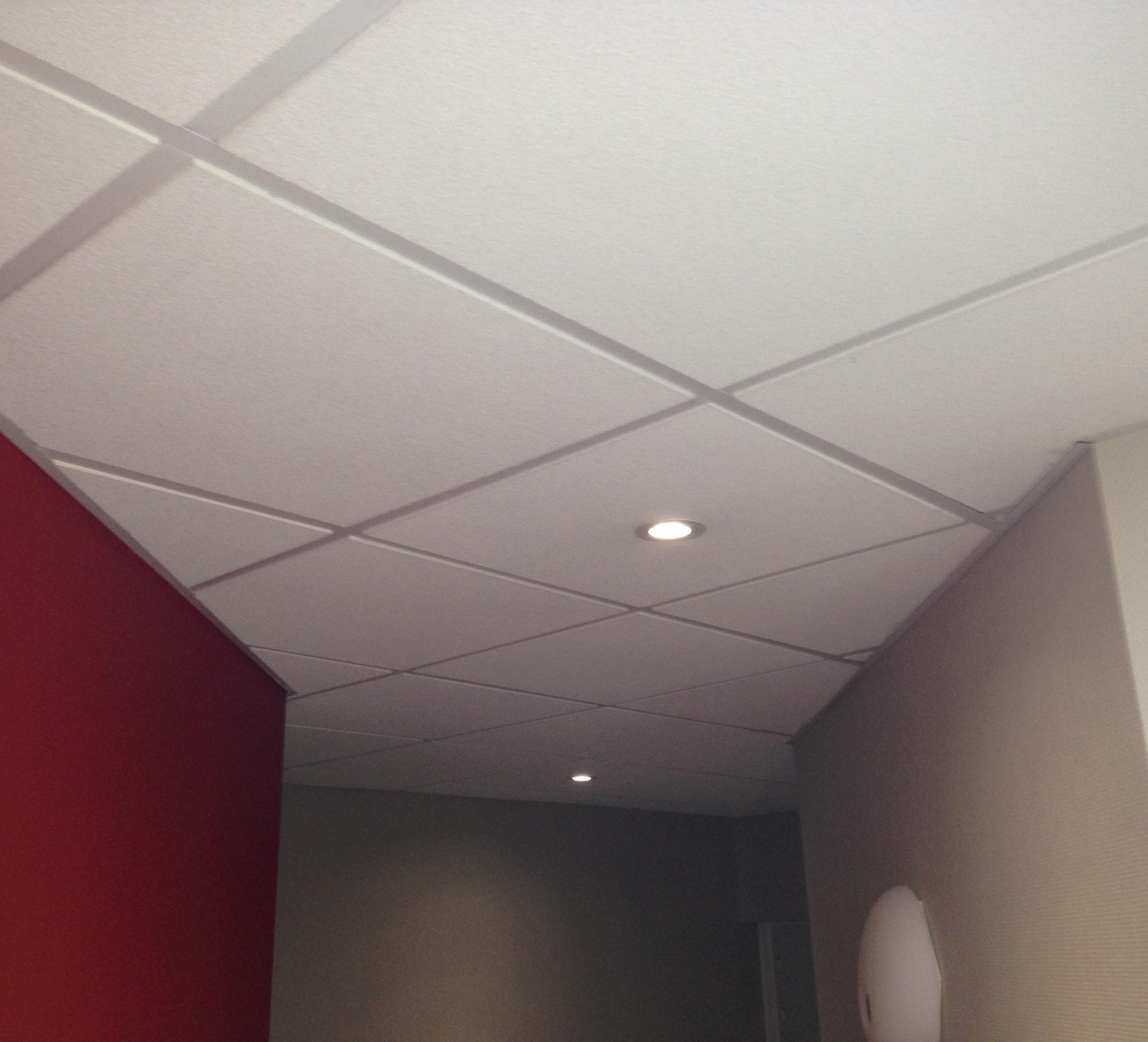 Plafond modulaire
